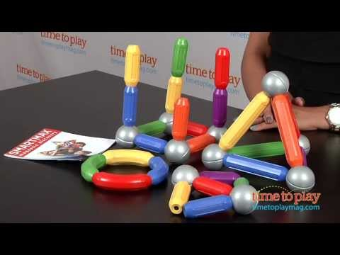 SmartMax Magnetic Discovery Basic 36 from Smart Toys & Games