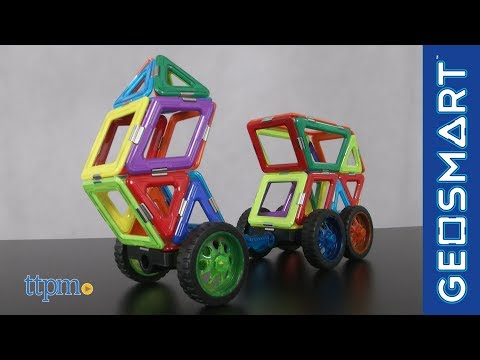 Geosmart Space Truck from Smart Toys and Games