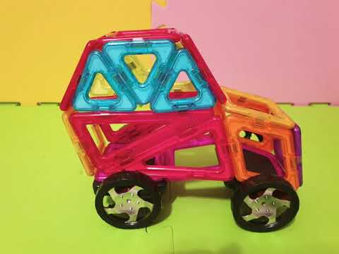 Build with me - Limmys Magnetic Building Blocks tutorial