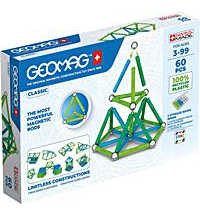 geomag classic 272 green line 60 teile