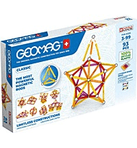 geomag classic 273 greenline 93 teile