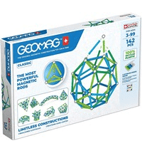 geomag classic 274 greenline 142 teile