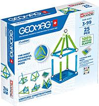 geomag classic 275 greenline 25 teile