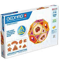geomag classic panels 744 green line 200 teile