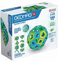 geomag classic panels masterbox 191 green line 388 teile