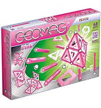 geomag classic pink 342_ 68 teile