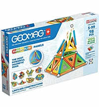 geomag supercolor 379 green line 78 teile