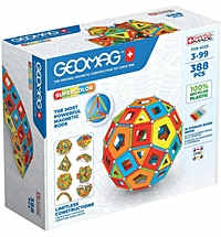 geomag supercolor masterbox 193 green line 388 teile